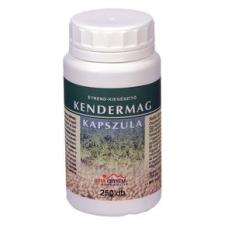 Vita crystal Kendermag kapszula - 250 db gyógyhatású készítmény