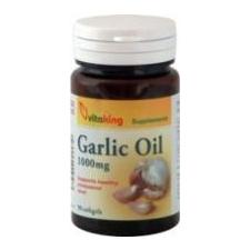 VitaKing garlic kapszula 90 db gyógyhatású készítmény