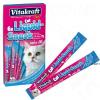 Vitakraft Cat Liquid-Snack lazaccal + Omega 3 - 24 x 15 g