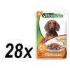 VitalBite Csirkés falatok táskák 28 x 85 g