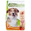 VitalBite teljes értékű száraz állateledel felnőtt kutyák számára baromfival és zöldséggel 8 kg