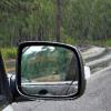 Vízlepergető fólia visszapillantó tükörre 2 db