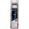 Vízzel elmosható ceruzák készlet - fém dobozban - Royal - 12db