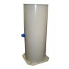 vlbt VL házi szennyvízátemelõ tartály 600×1500mm+Hydrop. FTR 126M/G 230V szivattyú