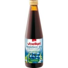 VOELKEL bio feketeáfonyalé  - 330 ml üdítő, ásványviz, gyümölcslé