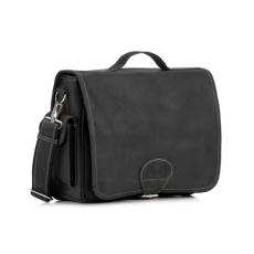 VOOC táska bőrből fekete RDW14