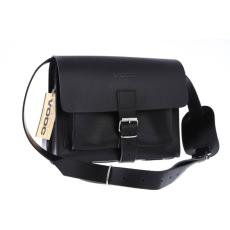 VOOC táska bőrből P32 fekete