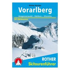 Vorarlberg sítúrakalauz / Skitourenführer / Bergverlag Rother utazás