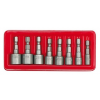 Vorel Behajtószár készlet 8 részes, 5-12 mm VOREL - 66113