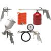 Vorel Festékszóró pisztoly készlet 5 db/cs (81638)