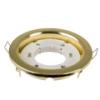 VTAC süllyesztő keret GX53 lámpához kör alakú, arany