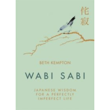 Wabi Sabi – Beth Kempton idegen nyelvű könyv