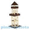 WALACHIA Kilátó torony összeépíthető fajáték makett Walachia