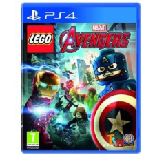 Warner Bros Interactive LEGO Marvel Avengers PS4 videójáték