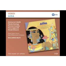 Warner Classics Különböző előadók - Aida (Cd) opera