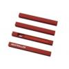 Watercool HEATKILLER® Tube - stuts 100mm - piros /30238/