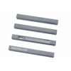 Watercool HEATKILLER® Tube - stuts 100mm - raw aluminum /30237/