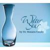 Waterstar Dr Emoto féle Kristálykancsó Drágakövekkel
