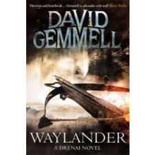 Waylander – David Gemmell idegen nyelvű könyv