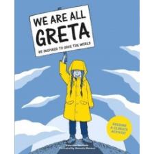 We Are All Greta – Valentina Giannella idegen nyelvű könyv