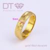Wedding II (24K) karikagyűrű
