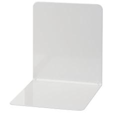 WEDO Könyvtámasz, fém, 2 db, 14x12x14 cm, , világosszürke irodalom