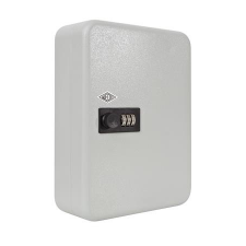 WEDO Zárható kulcsszekrény, számzáras, 24 db-os, WEDO biztonságtechnikai eszköz