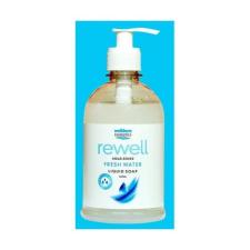 WELL DONE Folyékony szappan pumpás WELL DONE REWELL 400 ml Fresh water antibakteriális hatású szappan