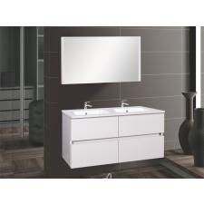 Wellis Elois White 120 komplett fürdőszoba bútor bútor