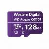 Western Digital 128GB microSDXC Purple SC QD101