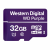 Western Digital Memory card Western Digital Purple WDD032G1P0A (32 GB; Class 10, Class U1)
