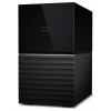 "Western Digital My Book Duo 3.5"" 4TB (fekete) WDBFBE0040JBK"