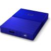 "Western Digital My PassPort 3000GB USB3.0 2,5"" külsõ HDD kék"