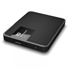 Western Digital WD 2.5 My Passport Ultra Metal 3TB stříbrný merevlemez
