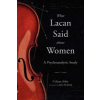 What Lacan Said About Women – Colette Soler