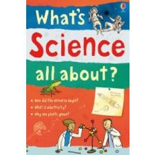 What's Science All About? idegen nyelvű könyv