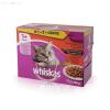 Whiskas 12 pack alutasakos adult húsos-zöldséges