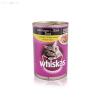 Whiskas 400 g konzerv mártásos csirke+zöldség