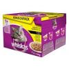 Whiskas BONUS Macskaeledel baromfihússal, 24 csomag