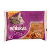 Whiskas -WHISKAS ALUTASAKOS 100G 4-PACK Szárnyas Bonus
