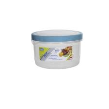 WHITEFURZE Ételtartó, kerek, 1,2 liter, WHITEFURZE, türkizkék konyhai eszköz