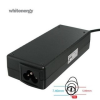 Whitenergy 19V/4.74A 90W hálózati tápegység 7.4x5.0mm +tűs HP Compaq csatlakozó