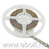 Whitenergy |5m|5050|60db/m|14.4W/m|12V|3000K|csatl. nélkül, m.fehér LED szalag