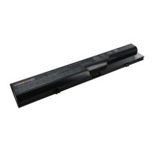 Whitenergy HP ProBook 4320s 4320t 4520s 10.8V Li-Ion 4400mAh notebook akkumulátor fekete hp notebook akkumulátor