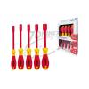 Wiha SoftFinish electric VDE nyeles dugókulcs készlet 5r. 5,5-13 322 K5/No.29466