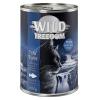 Wild Freedom 6x400g Wild Freedom Adult nedves macskatáp - Golden Valley - nyúl & csirke