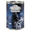 Wild Freedom 6x400g Wild Freedom Adult nedves macskatáp - Green Lands - bárány & csirke