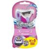 Wilkinson Sword Xtreme3 Beauty Eldobható női borotva, 4 db