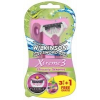 Wilkinson Sword Xtreme3 Beauty Sensitive Eldobható női borotva, 4 db