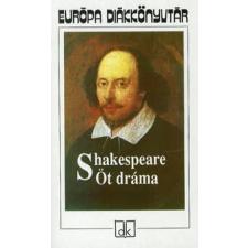 William Shakespeare SHAKESPEARE DRÁMÁK - MÁSODIK KÖTET (Ahogy tetszik, Vízkereszt, Rómeó és Júlia, A vihar) gyermek- és ifjúsági könyv